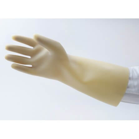 Gants latex blond électriciens 1 000V T.10