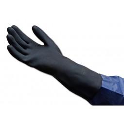 Gants néoprène noir T.10