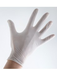 Paire de gants latex T.M (prorisk)