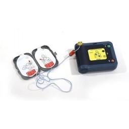 Défibrillateur d'entraînement Heartstart FRx Trainer avec housse et électrodes LAERDAL
