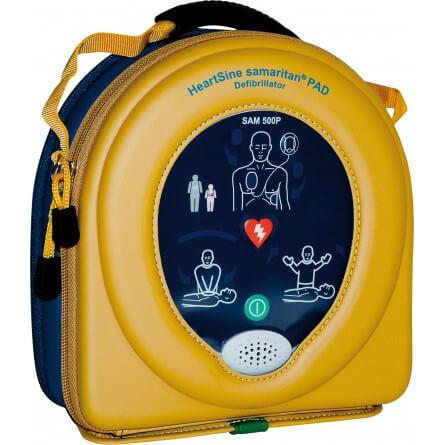 Défibrillateur semi automatique PAD 500P