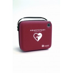 Défibrillateur HeartStart HS1 avec housse slim LAERDAL