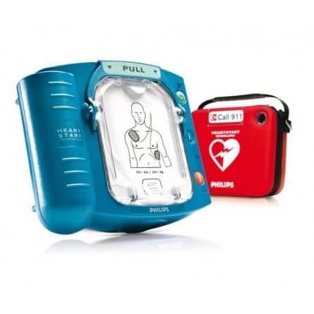 Défibrillateur HeartStart HS1 LAERDAL