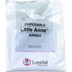 Boîte de 24 voies respiratoire pour Little Anne LAERDAL