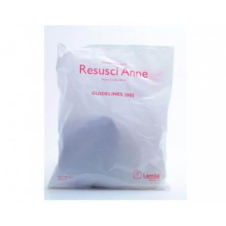 Carton de 24 voies respiratoires pour mannequin Resusci Anne LAERDAL