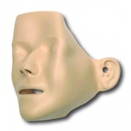 Boîte de 6 masques du visage pour mannequin adulte Resusci Anne LAERDAL
