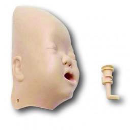 Boîte de 6 masques du visage Baby Anne LAERDAL
