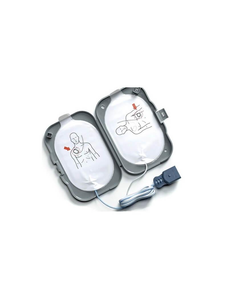 Etui de 2 électrodes pour défibrillateur HeartStart FRx LAERDAL
